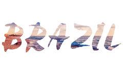 palabra-el-brasil-sobre-paisaje-del-mar-74508222